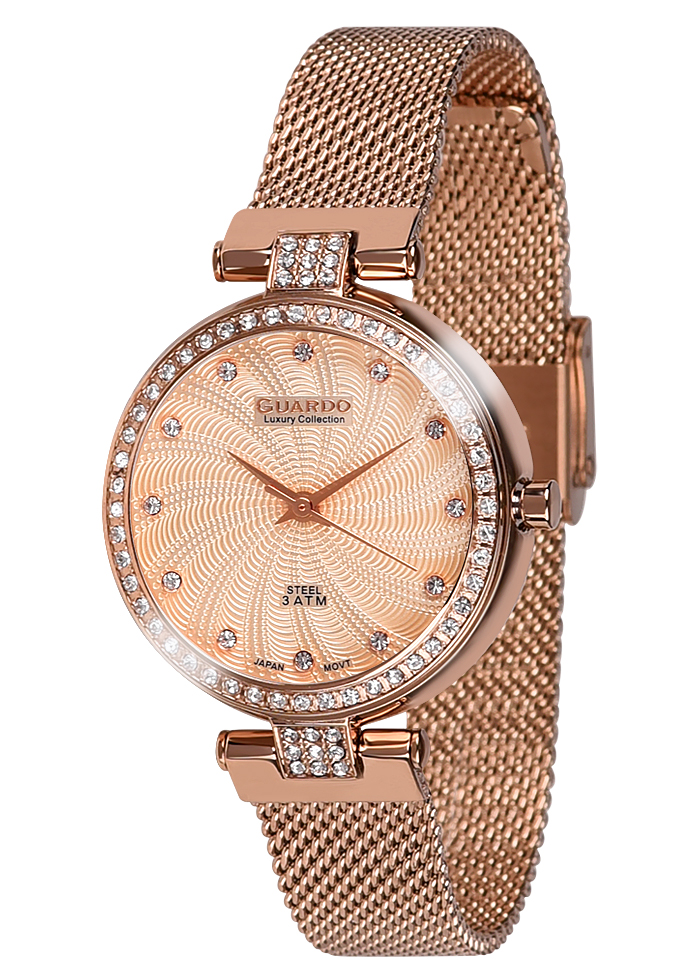 Guardo watch S01979-5 Luxury 2018 WOMEN Collection