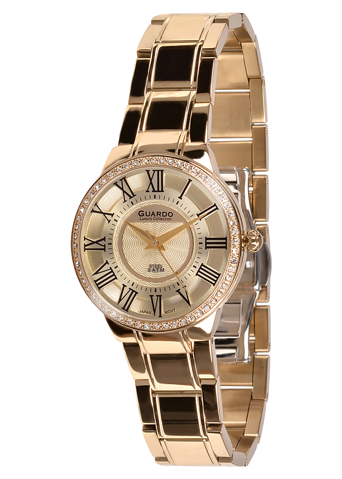 Guardo watch S1248-3 NEW Luxury WOMEN Collection