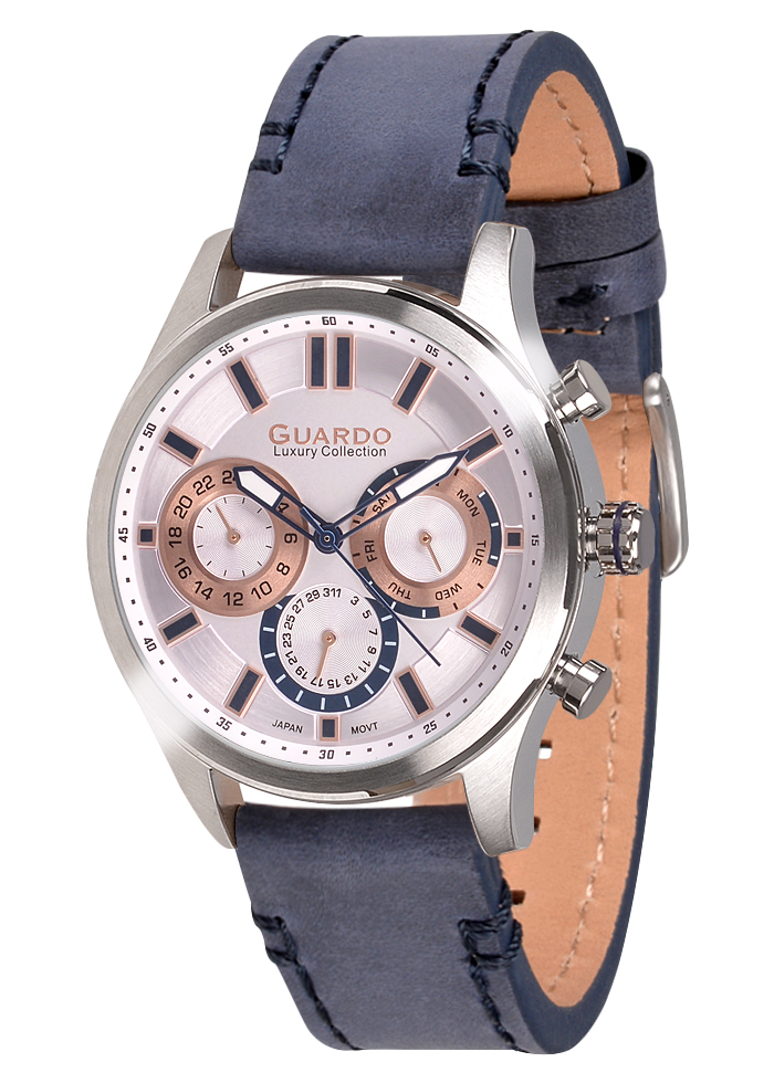 Guardo watch S1313-2 NEW Luxury MEN Collection
