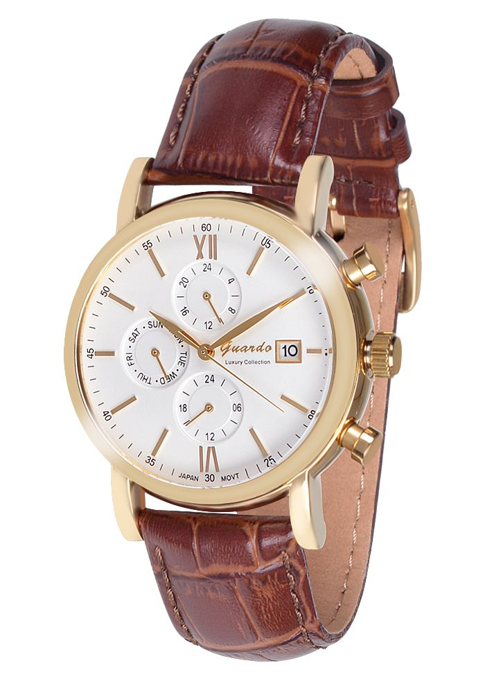 Guardo watch S1388-6 Luxury MEN Collection