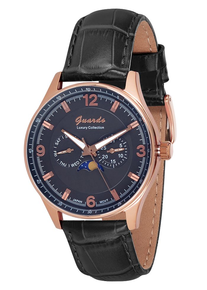Guardo watch S1394-8 Luxury MEN Collection