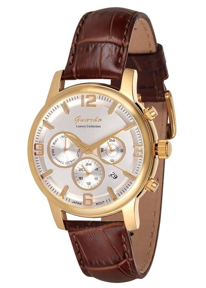 Guardo watch S1540-4 Luxury MEN Collection