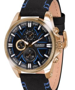 Guardo watch S1631-4 NEW Luxury MEN Collection