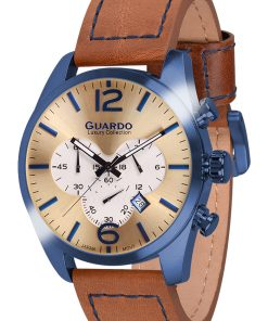 Guardo watch S1653-4 NEW Luxury MEN Collection