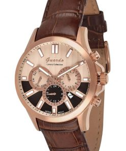 Guardo watch S8071-6 Luxury MEN Collection
