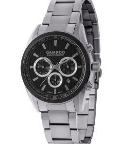 Luxury Guardo MEN's Watches S01252-1