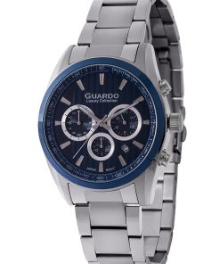 Luxury Guardo MEN's Watches S01252-2