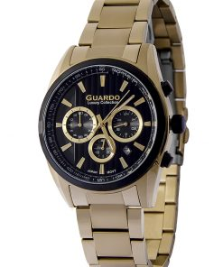 Luxury Guardo MEN's Watches S01252-3