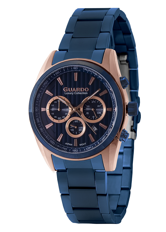 Luxury Guardo MEN's Watches S01252-5