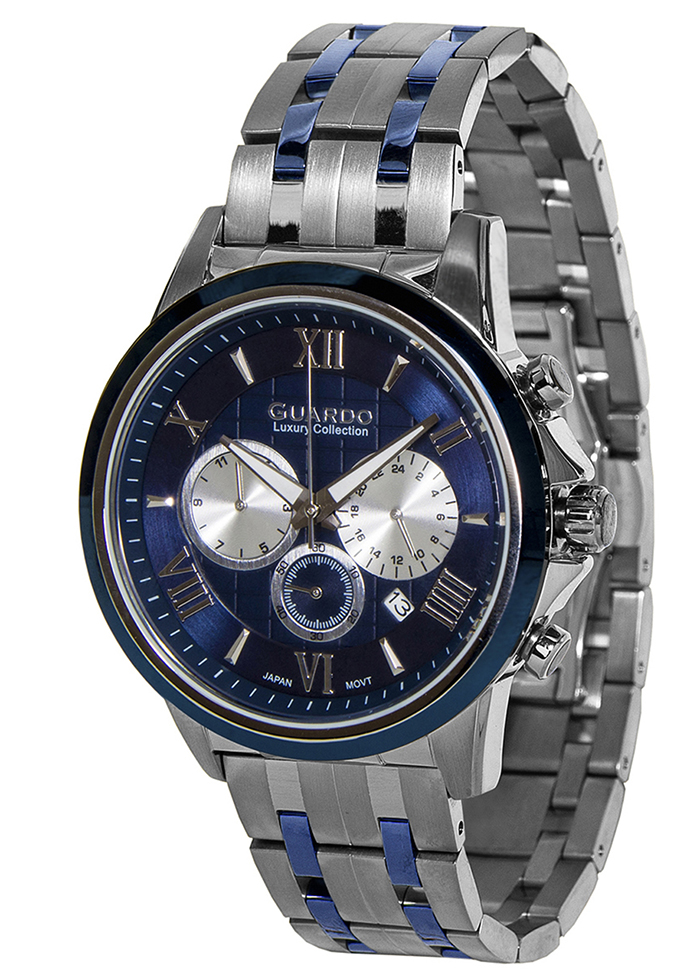 Luxury Guardo MEN's Watches S01797-4
