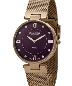 Luxury Guardo WOMEN's Watches S01862-4