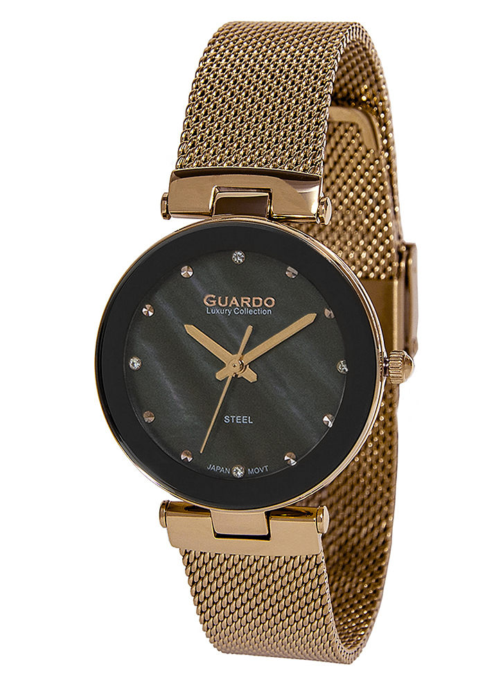 Luxury Guardo WOMEN's Watches S02076-5