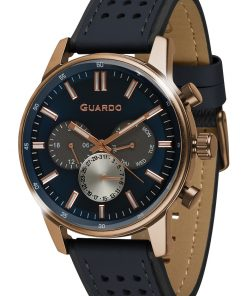Guardo Premium Men's Watch 007576-2