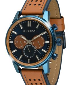 Guardo Premium Men's Watch 007576-4