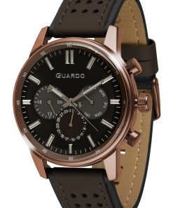 Guardo Premium Men's Watch 007576-5