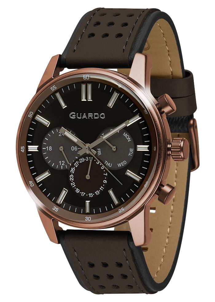 Guardo Premium Men's Watch 007576-5