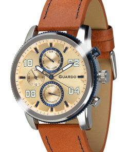 Guardo Premium Men's Watch 011097(1)-2