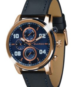 Guardo Premium Men's Watch 011097(1)-4