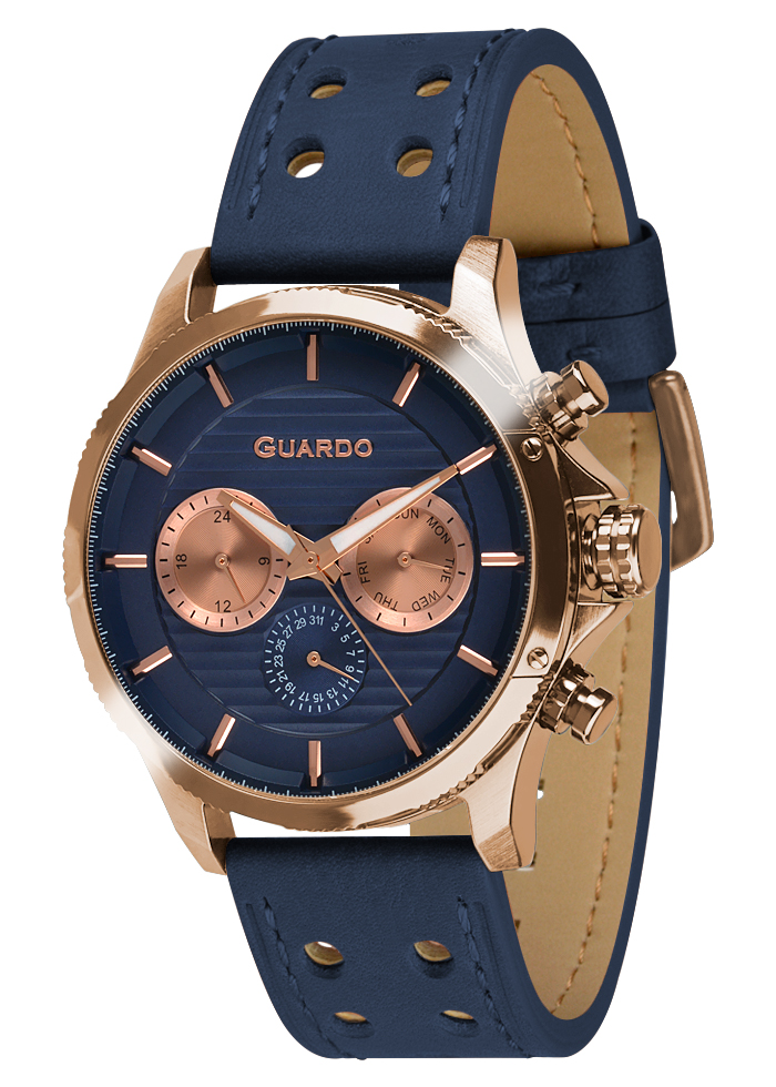 Guardo Premium Men's Watch 011456-4