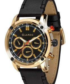 Guardo Premium Men's Watch 011645-2