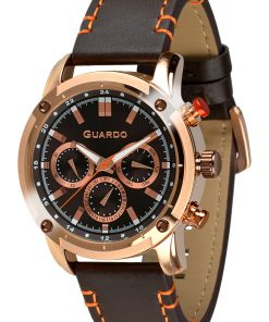 Guardo Premium Men's Watch 011645-3