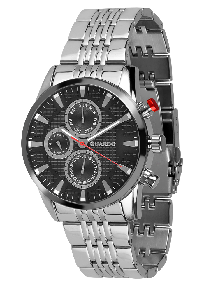 Guardo Premium Men's Watch 011653-1
