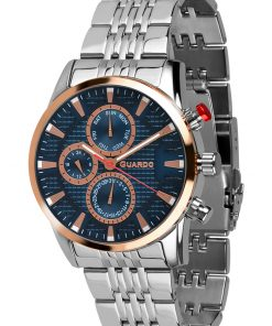 Guardo Premium Men's Watch 011653-3