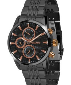Guardo Premium Men's Watch 011653-5