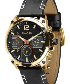 Guardo Premium Men's Watch 011998-3