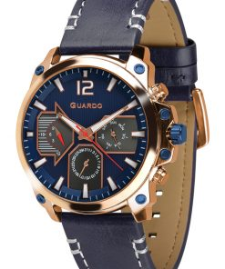 Guardo Premium Men's Watch 011998-4