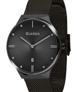 Guardo Premium Women's Watch 012473(1)-8