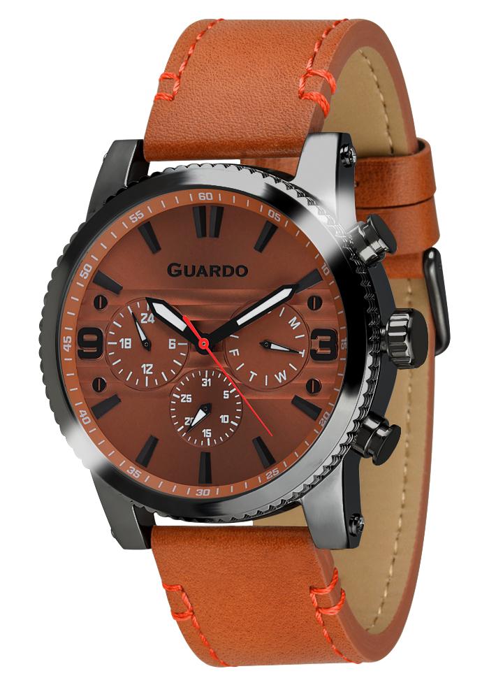Guardo Premium Men's Watch 11401-5