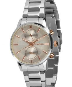 Guardo Premium Men's Watch B01068-3