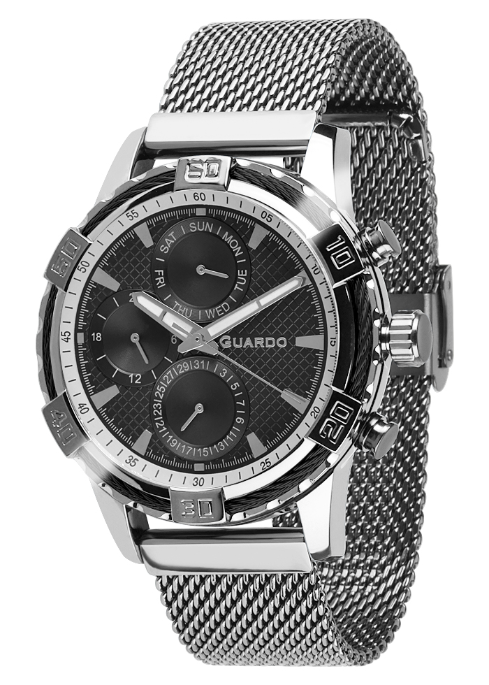 Guardo Premium Men's Watch B01352(2)-1