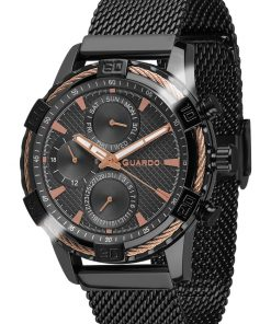 Guardo Premium Men's Watch B01352(2)-5