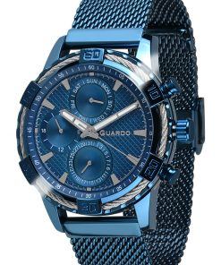 Guardo Premium Men's Watch B01352(2)-7