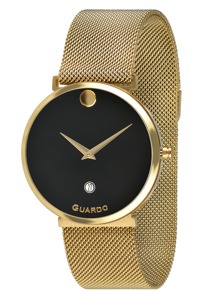 Guardo Premium Women's Watch B01402-3