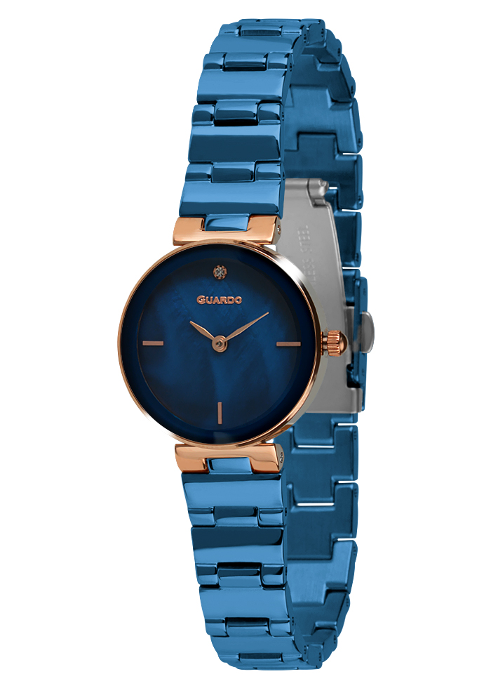 Guardo Premium Women's Watch T01070-9