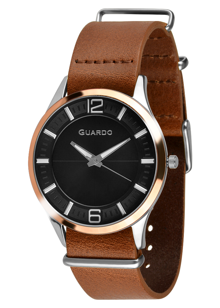 Guardo men's watch 010444-3