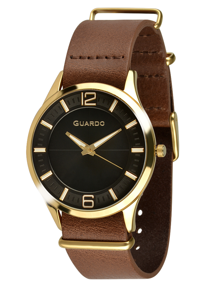 Guardo men's watch 010444-5