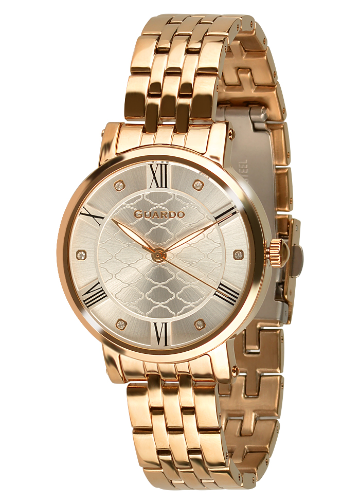Guardo women's watch 011265M(1)-5