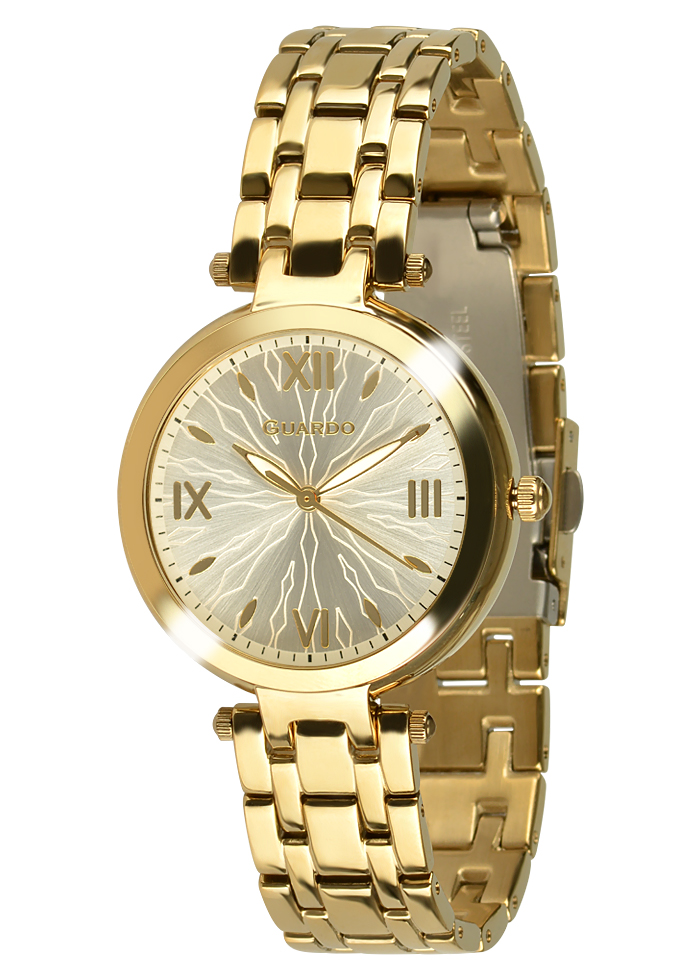 Guardo women's watch 011379-4