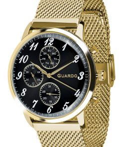 Guardo Men's Watch 012238-4