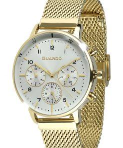 Guardo Men's Watch B01116-4