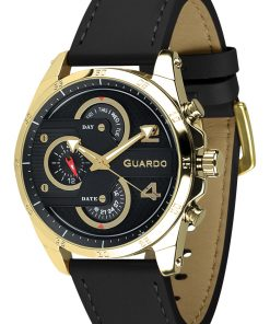 Guardo Men's Watch B01318-4